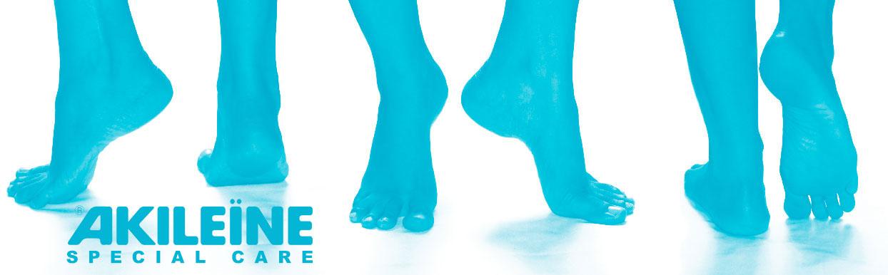 AKILEINE Special care skin, feet, toenails, heavy legs