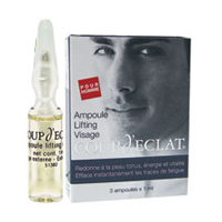 COUP D'ECLAT Energizing Vials for Men