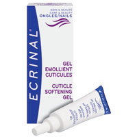 ECRINAL Cuticle Softening Gel with AHA