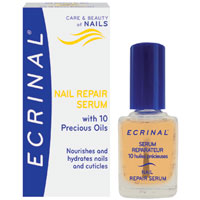 ECRINAL Nail Repair Serum with 10 Precious Oils