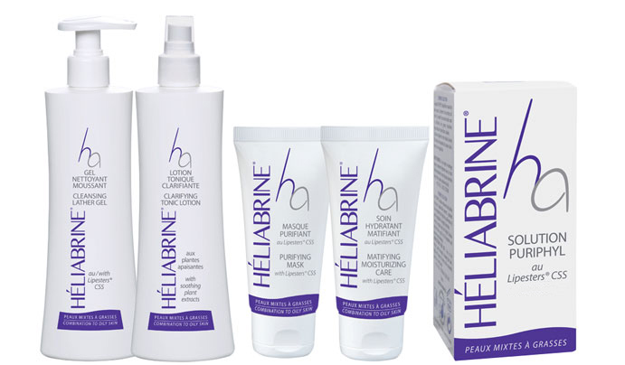 HELIABRINE Oily and Problematic Skin Range