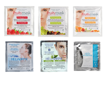 HELIABRINE Single Dose Masks