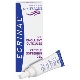 ECRINAL Gel Émollient Cuticules Glycérine + A.H.A.