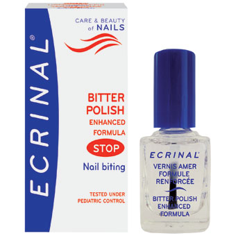 ECRINAL Bitter Nail Solution with Bitrex