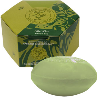 RAMPAL LATOUR 150g Green Tea Soap