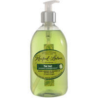 RAMPAL LATOUR Marseille Liquid Soap Green Tea fragrance