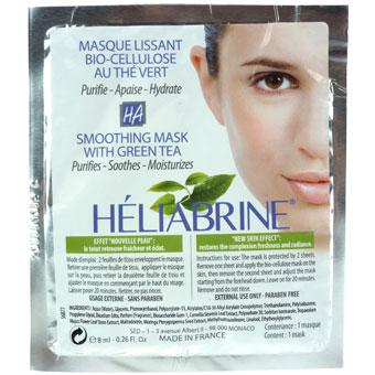 HELIABRINE Masque Lissant Thé Vert