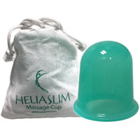 Heliabrine Massage Cup + Storage Bag