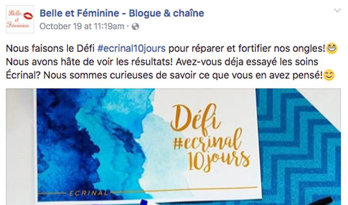 19 oct 2016 Belle et Feminine