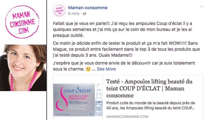 2 Nov 2016 Maman Consomme CE Facebook