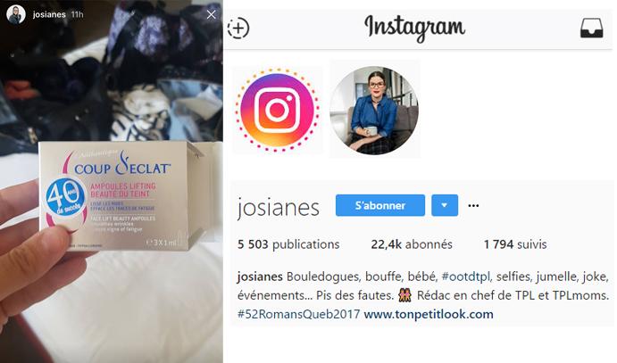 2 Oct 2016 Ton Petit Look CE Instagram Stories
