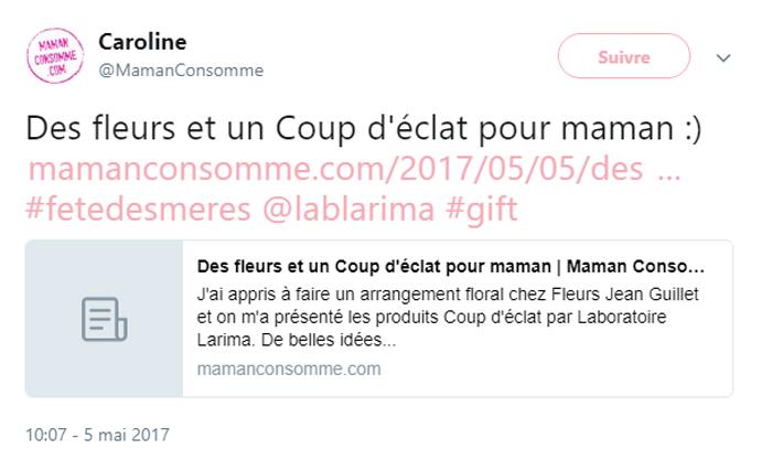 Coup d'Eclat Ampoule