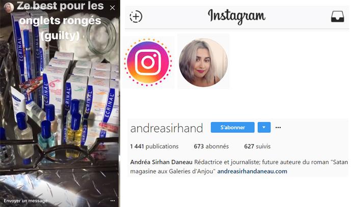 fevrier 2017 Andrea Sirhand Ecrinal