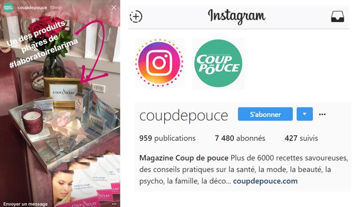 fev 2017 Coup de Pouce Coup dEclat