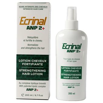 ECRINAL Lotion Cheveux Fortifiante ANP