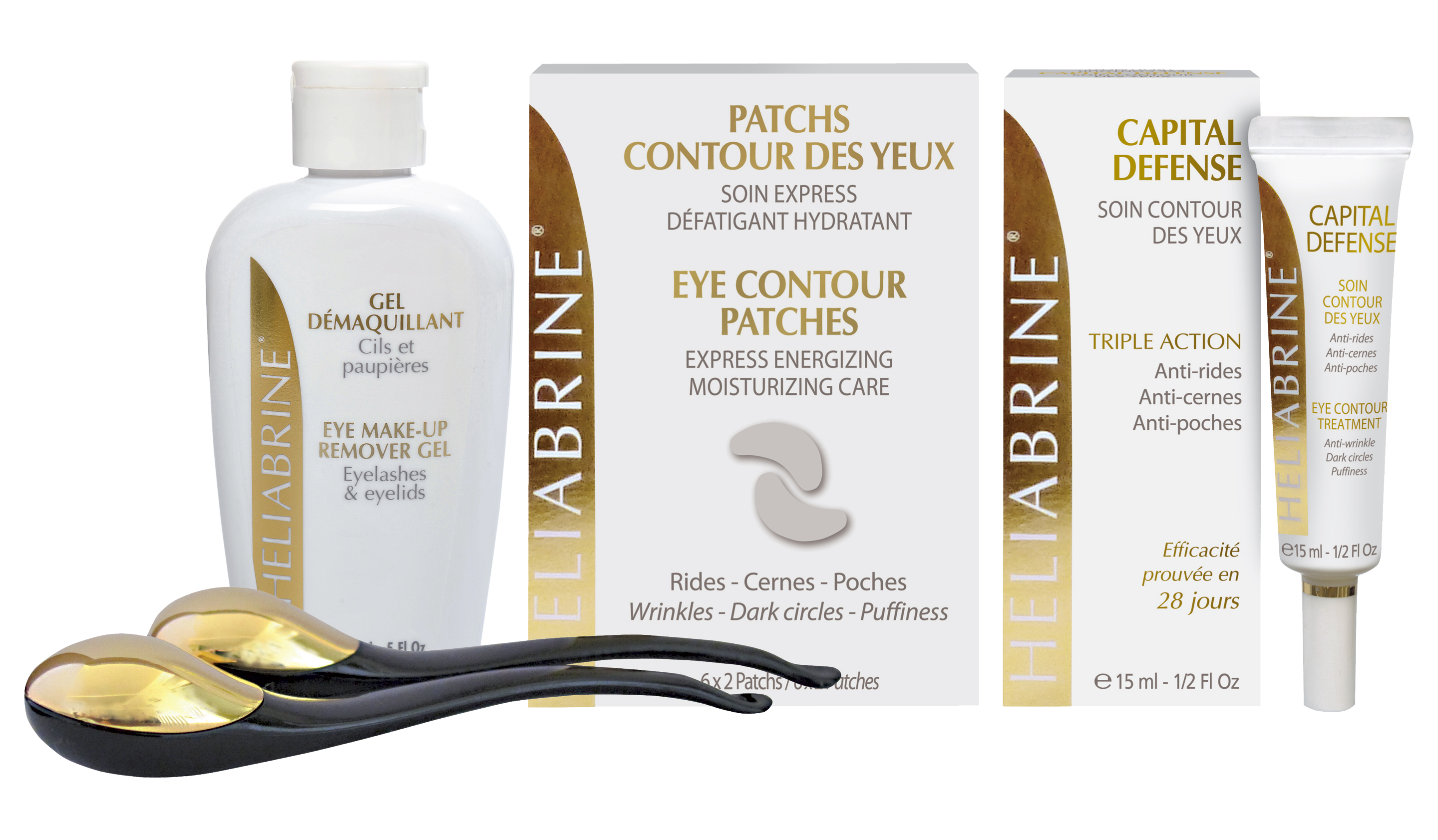 HELIABRINE Eye Care Products