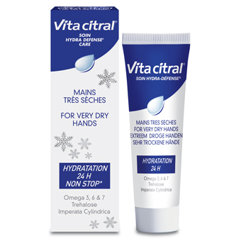 VITA CITRAL Crème à Mains Protection 24h