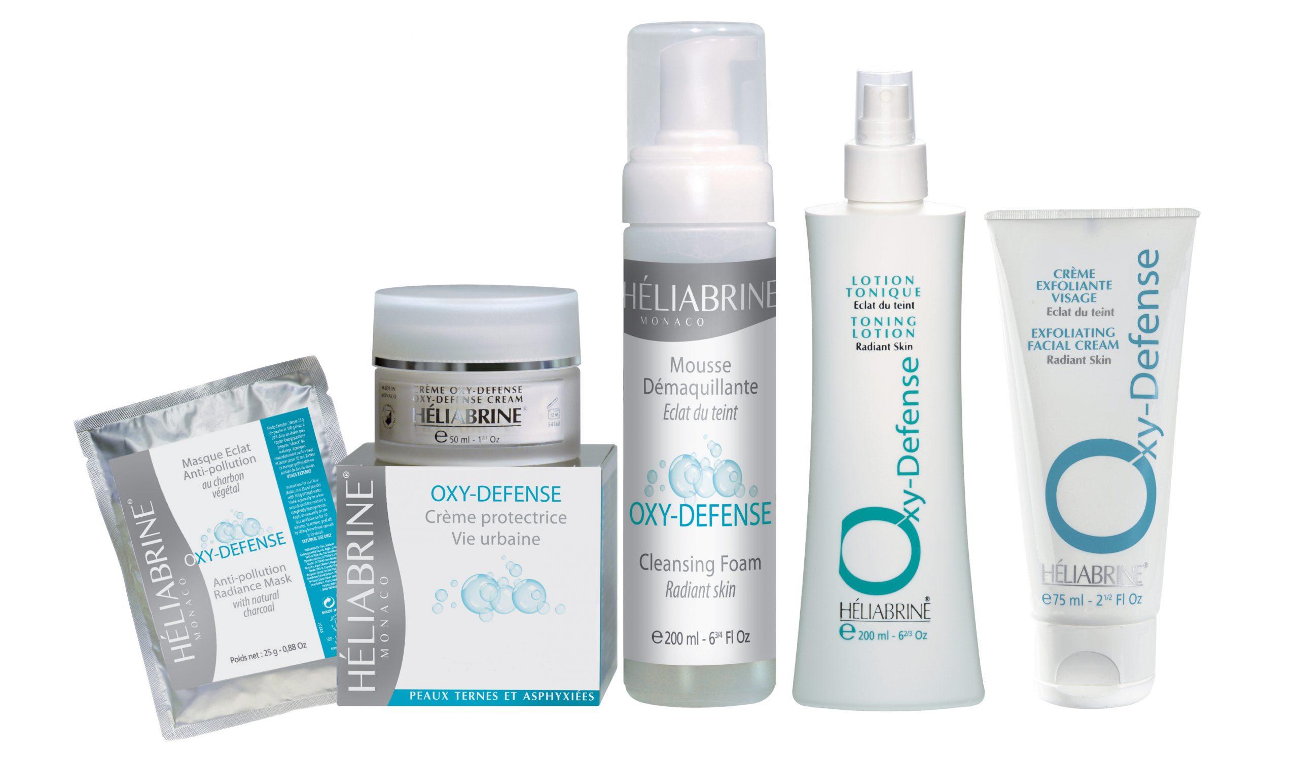 HELIABRINE Oxy-Defense Urban Living Facial Care