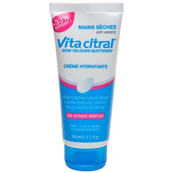 VITA CITRAL Crème Mains Régénérante