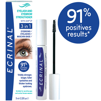 Ecrinal ANP2+ Strengthening Lash Gel 9ml