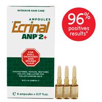 ECRINAL ANP2+ Hair Vials