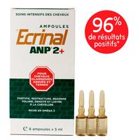 ECRINAL Ampoules Cheveux ANP2+