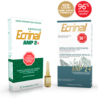 ECRINAL ANP2+ Hair Vials
