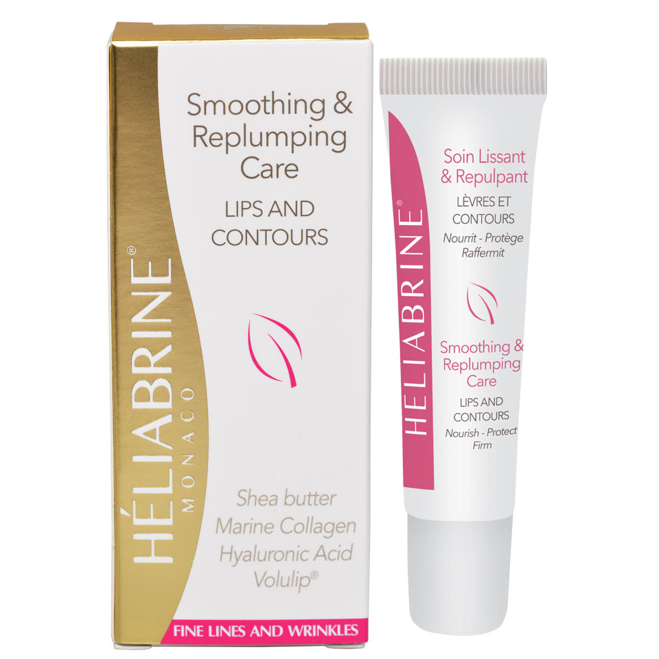 HÉLIABRINE Smoothing & Replumping Care lips and lip contours