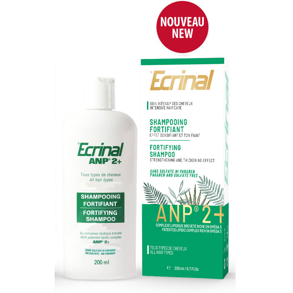 ECRINAL Shampooing Fortifiant